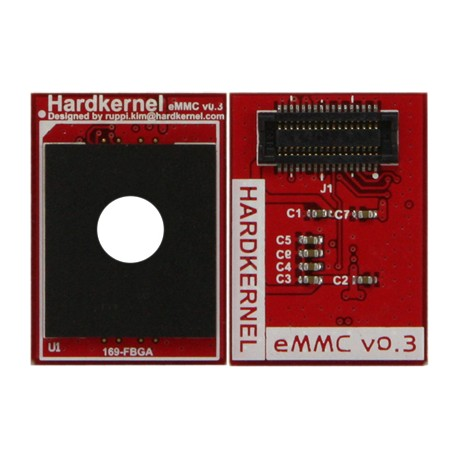 16GB eMMC Module XU4 with pre-installed Android