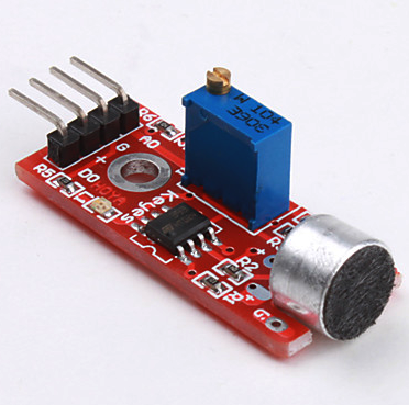 Microphone Sound Detection Sensor KY-037